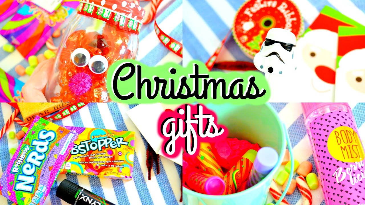 Diy Christmas Gift Ideas How To Make Easy Gifts For