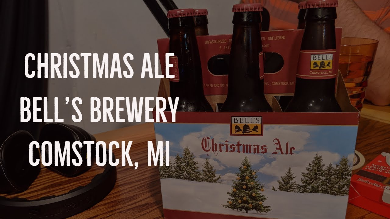 Bells Christmas Ale.Christmas Ale Bell S Brewery