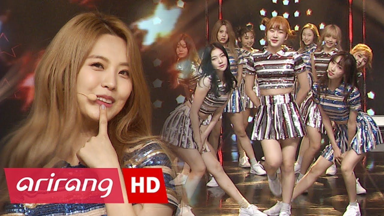 [Simply K-Pop] GOOD DAY(굿데이) _ Rolly (Remix ver.) _ Ep.284 _ 092917