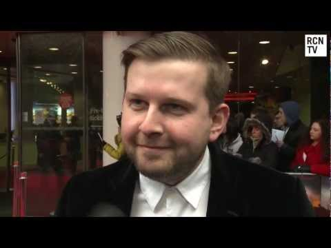 Fresh Meat Greg McHugh Interview - Howard & Series 3