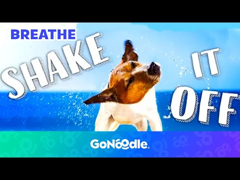 Shake It Off - Think About It  GoNoodle