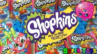 Шопкинс - ні хвилинки без веселої покупки, маленькі веселі Іграшки/ Moose toys Shopkins