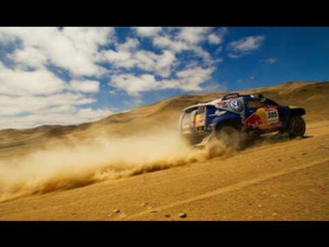 The Dakar Rally, In South America - Road Testament.