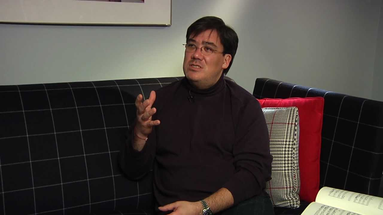 "Alan Gilbert on Emanuel Ax and Rouse's ""Seeing"""