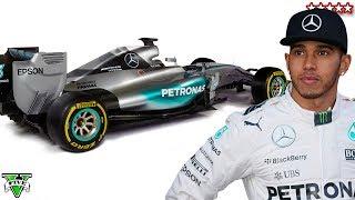 Who Is Lewis Hamilton? F1 Grand Prix Championship - GTA 5 (4K Stream)