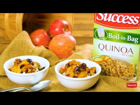 Success® Apple Cinnamon Breakfast Quinoa