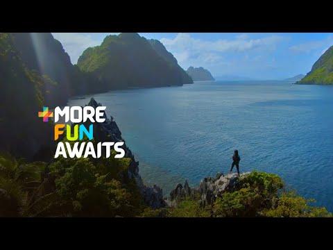 Los preparativos de viajes están en marcha:Más diversión en Filipinas
