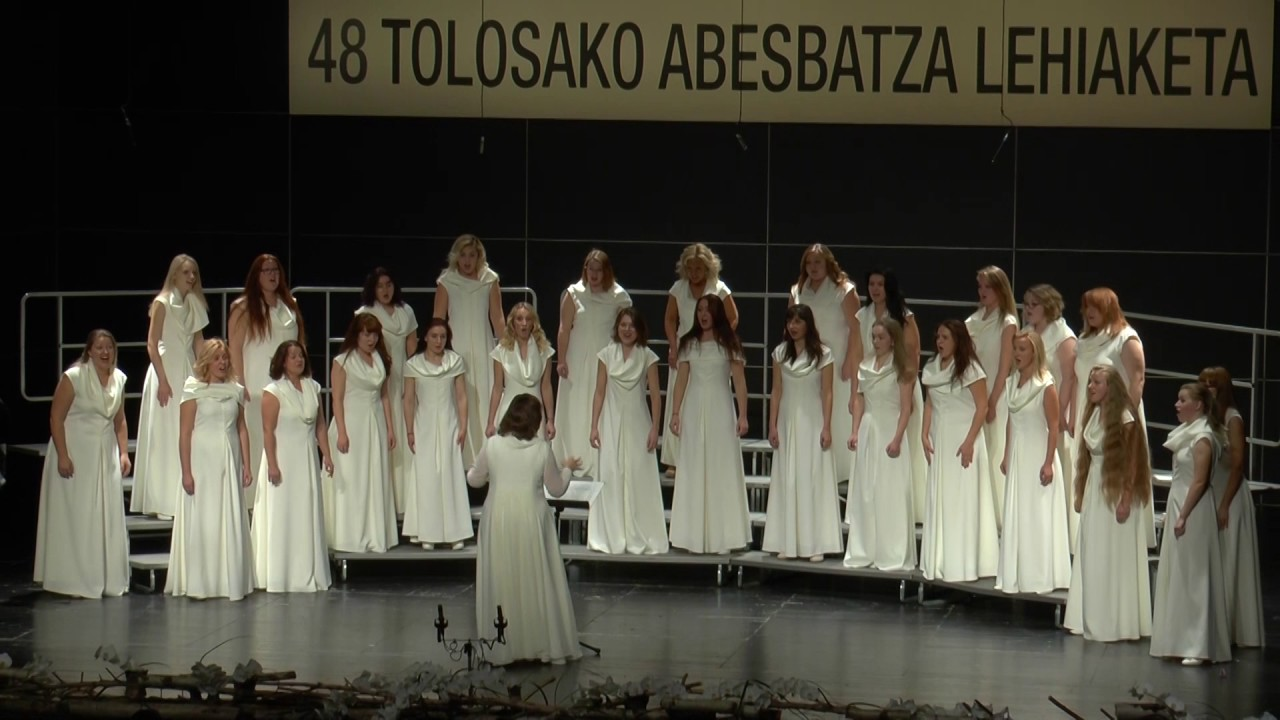 Videos the latvian women choir