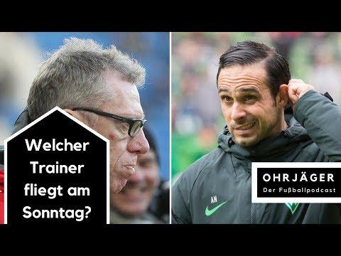 Werder und Köln im Kellerduell | Ohrjäger - Der Fußballpodcast