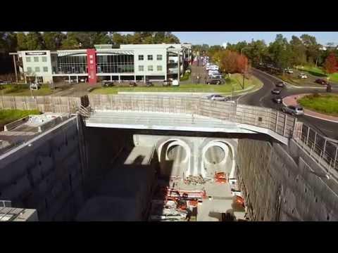 Sydney Metro Northwest recycles monorail beams