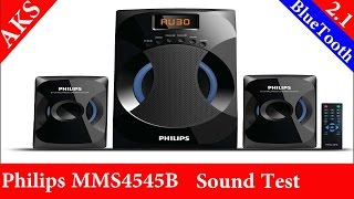 Philips Home Theatre MMS4545B 2.1