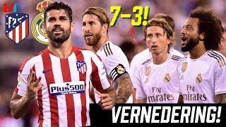 'De 7-3 Afstraffing Is Het Beste Wat Real Madrid Kon Overkomen'