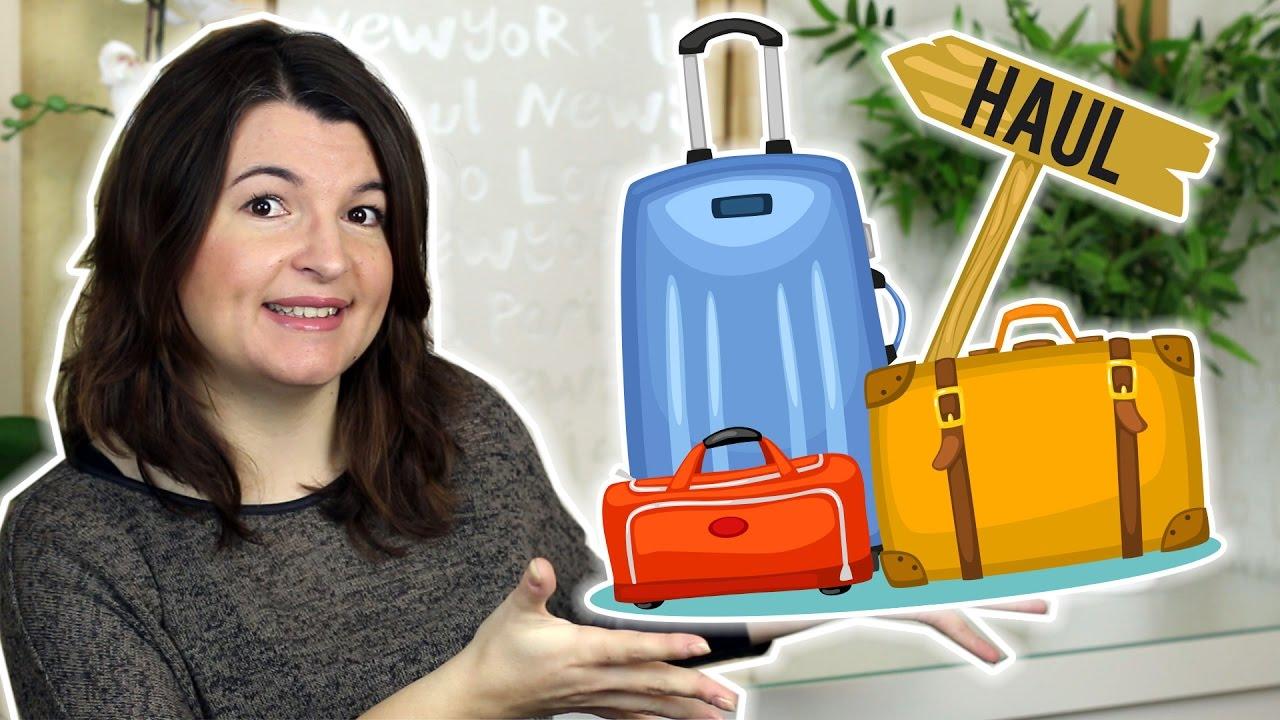 nouvelle collection renommée mondiale Vente au rabais 2019 [HAUL] Spécial bagages (Decathlon et Savebag) - Let's go to travel !
