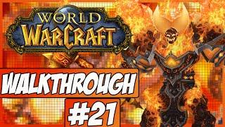 World Of Warcraft Walkthrough Ep.21 w/Angel - To Diremaul!