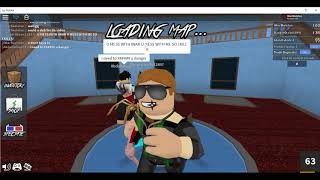 Roblox Murder Mystery 2 (ONLY FIVE TO THREE OF US)