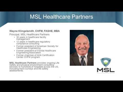 Navigating the Impact of CMS Adoption of NFPA 101-2012