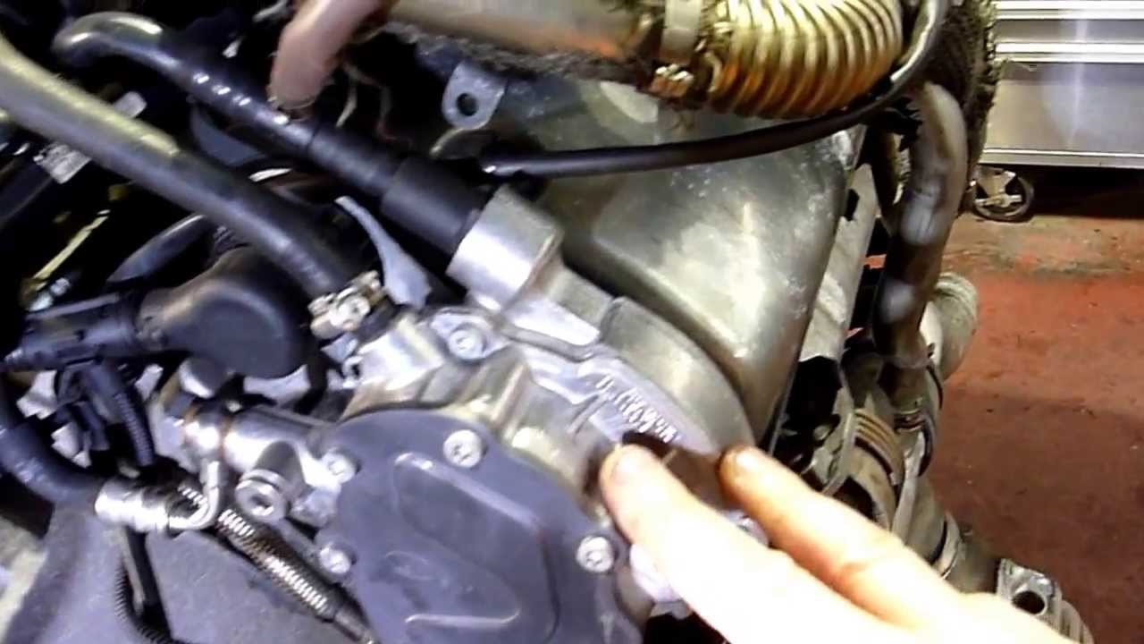 Touareg 2004 V10 TDI engine replacement part1  YouTube