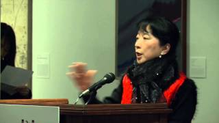 2015 Newman Prize for Chinese Literature- Chu T'ien-Wen's acceptance Speech (朱天文: 得獎致辭))
