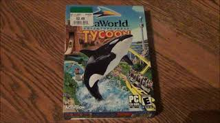 A Whole New World To Sea - SeaWorld Adventure Parks Tycoon PC Game