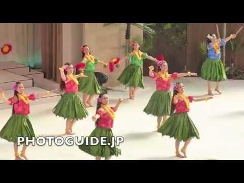 Spa Resort Hawaiians 2012, Fukushima スパリゾートハワイアンズ
