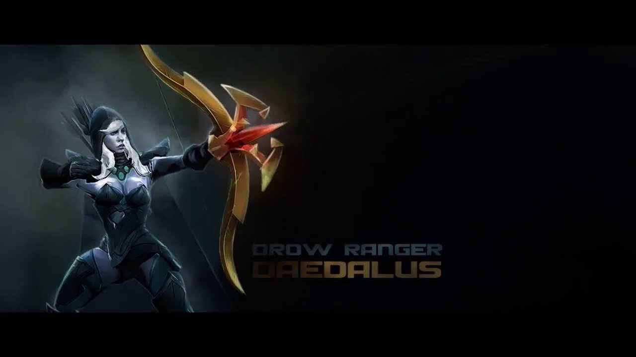 DotaFX DotA2 Workshop Daedalus YouTube