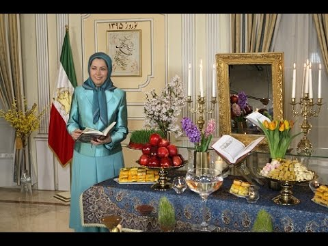 Maryam Rajavi: Nowrouz celebrates the certainty of the coming of spring, liberty and joy