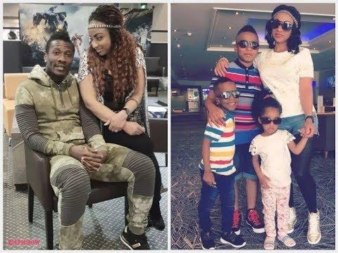 Afia schwarzenegger Reveals more Secret about why Asamoah Gyan want a Divorce