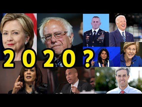 Democrats For President 2020 Review