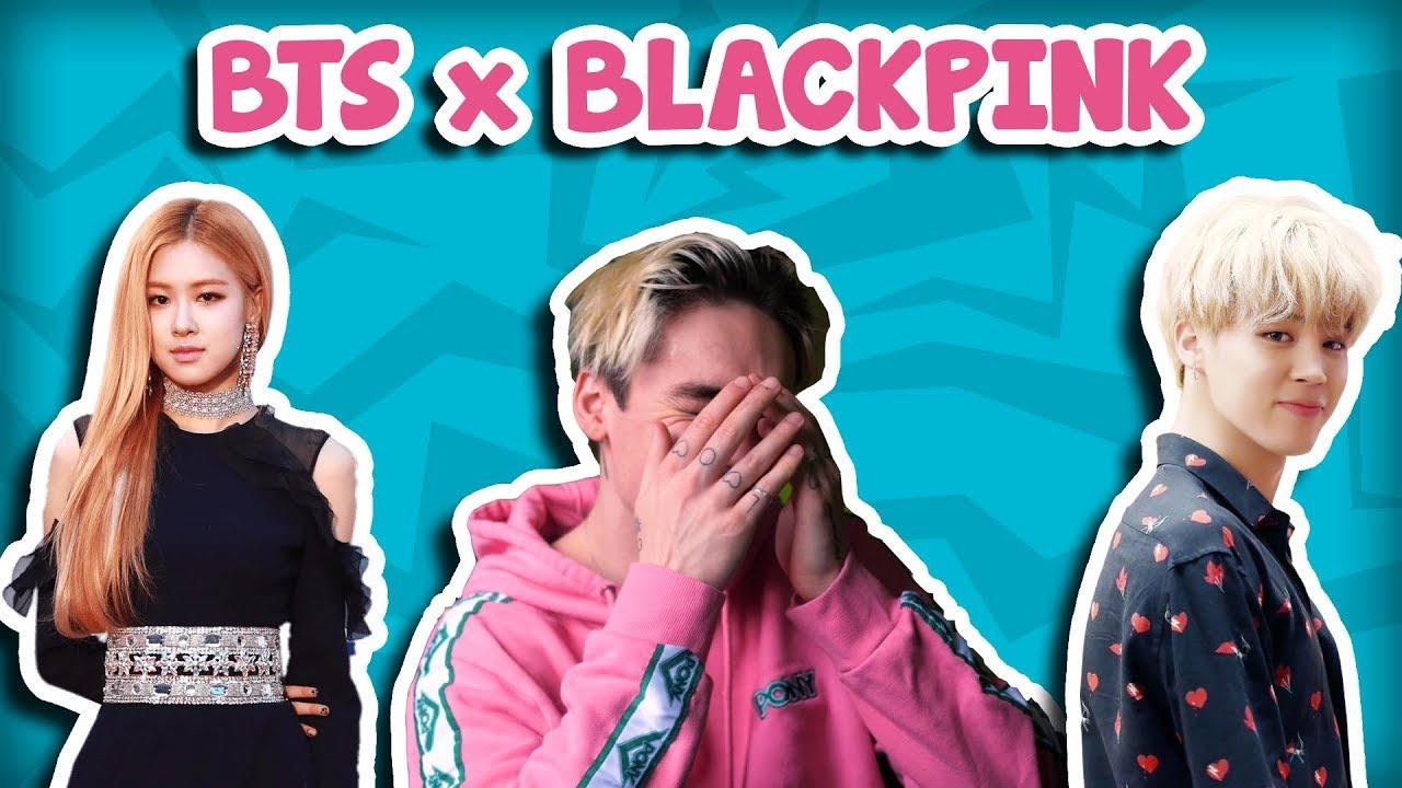 the weirdest bts x blackpink fanfic of all time