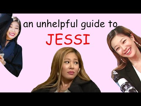 unhelpful guide to JESSI