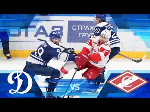 Обзор. «Динамо» — «Спартак». 23.02.20 | Ретро-матч, дерби и победа!