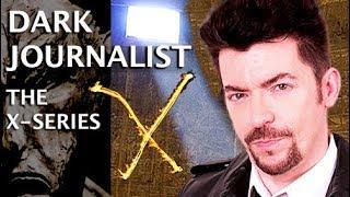 DARK JOURNALIST X-SERIES! MYSTERY SCHOOLS STEGANOGRAPHY APOTHEUM & UFO FILE XTECH!