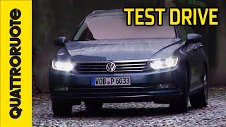Volkswagen Passat 2015 Test Drive