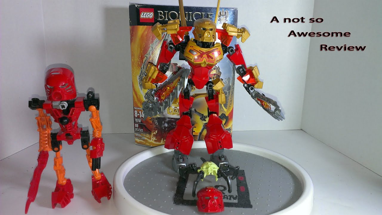 This Toys bionicles
