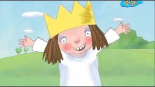 Мультик Маленька принцеса - Я не люблю салат 011