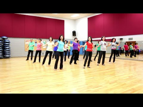 Looking Out For Angels - Line Dance (Dance & Teach in English & 中文)