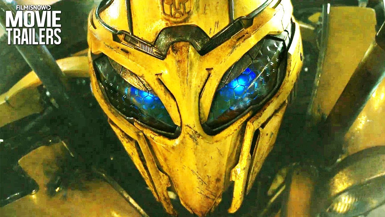 Bumblebee Teaser Trailer New 2018 Transformers Spin Off Movie