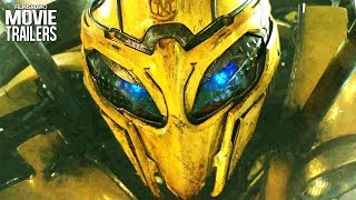 BUMBLEBEE Teaser Trailer NEW (2018) - Transformers Spin-Off Movie