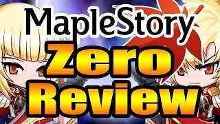 MapleStory : Zero Review