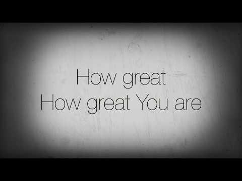How Great - David and Nicole Binion - Karaoke with Lyrics
