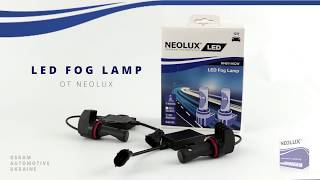 Обзор автоламп Neolux LED Fog Lamp