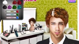 Veste o Nick Jonas - Jogos de Rapazes - titter.pt