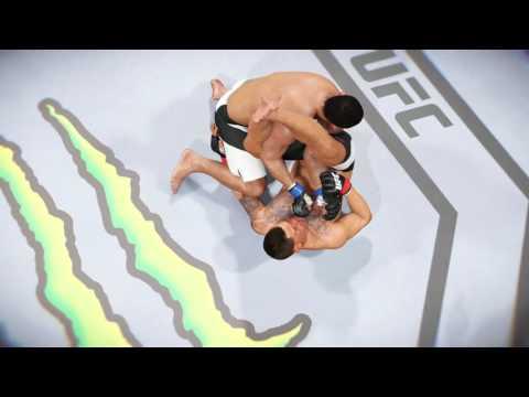 FREE UFC NIGHT (PS4 Pro): Diego Brandao vs Anthony Pettis