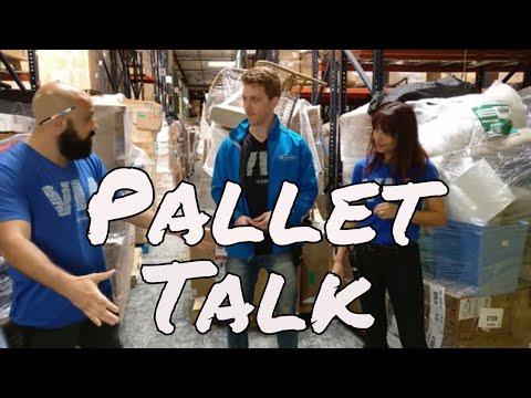 Pallet Talk: Episode 1 - Just Start? Think About It!