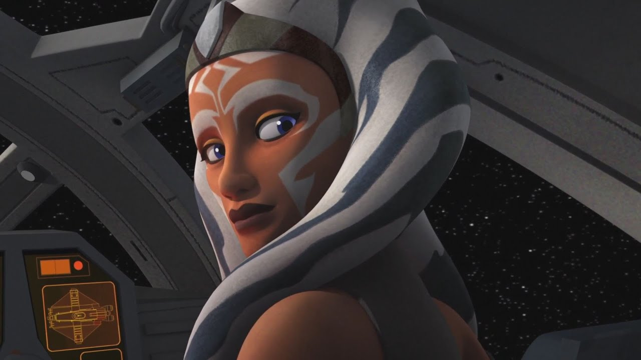 Image result for ahsoka tano rebels