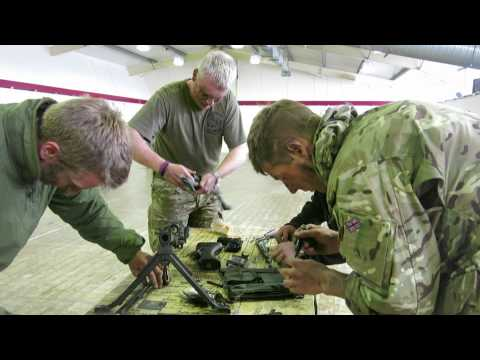 For Queen and Country - The Falkland Islands Defence Force (FITV)