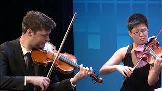 Argus Quartet performs String Quartet in C Major, Opus 74, No. 1 (Haydn)