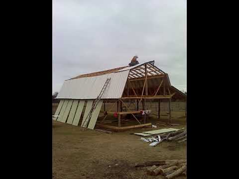 draft-horse-barn-build