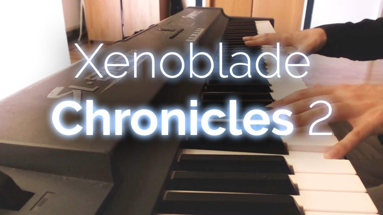 Xenoblade Chronicles 2 Piano - Elysium of the blue sky