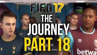 Video FIFA 17 THE JOURNEY Gameplay Walkthrough Part 18 - GARETH WALKER vs ALEX HUNTER (West Ham) #Fifa17 download MP3, 3GP, MP4, WEBM, AVI, FLV Desember 2017